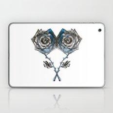 Royal Blue Rose Laptop & iPad Skin