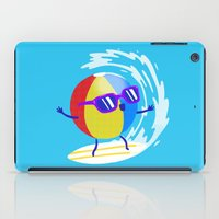Lets Surf The Ocean Toge… iPad Case