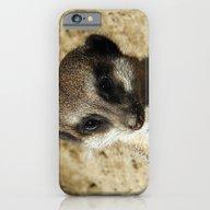 MM - Suricate Portrait iPhone 6 Slim Case