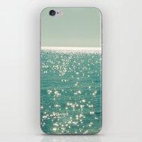 Pure magic of the sea iPhone & iPod Skin