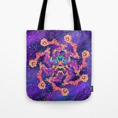 Star Demon Tote Bag