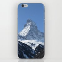 Matterhorn iPhone & iPod Skin
