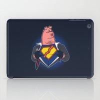 Super Bacon iPad Case
