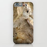 Razzie Kangaroo iPhone 6 Slim Case