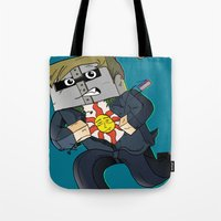 Solaire of Block - Minecraft Avatar Tote Bag