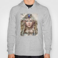 Epic Princess Zelda from Legend of Zelda Painting Hoody