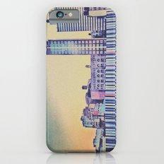 Brooklyn stripes iPhone 6 Slim Case