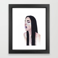 Contenere In Sé Framed Art Print