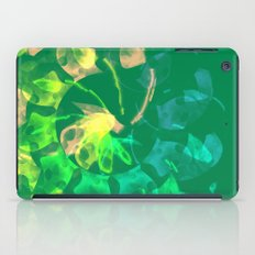 Garden Spiral iPad Case