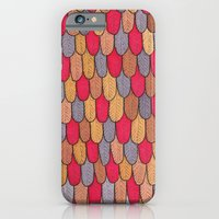 iPhone & iPod Case featuring Feathers Monster skins! by Tyson Bodnarchuk