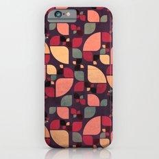 Vintage Butterflies Pattern Slim Case iPhone 6s