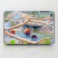 Wild Bears iPad Case