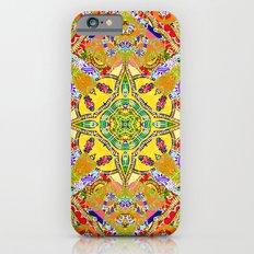 Oriental Green iPhone 6 Slim Case