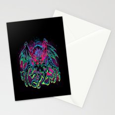 COSMIC HORROR CTHULHU Stationery Cards