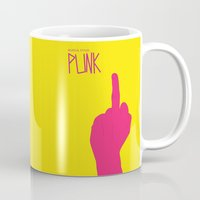 Music Signs : Punk (3/3) Mug