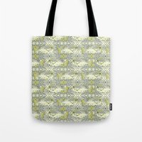dotted fish Tote Bag