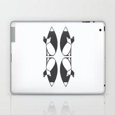 foxy reflected Laptop & iPad Skin
