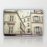 Paris Architecture Laptop & iPad Skin