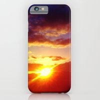 Scottish Sunset iPhone 6 Slim Case
