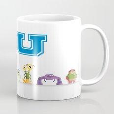 Pixel Monsters University Mug