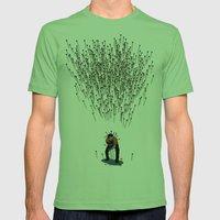 Stop Wasting Arrows And Aim For Its Head, You Damn Fools! V2 Mens Fitted Tee Grass SMALL