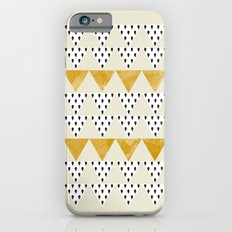 Garland Gold iPhone 6s Slim Case