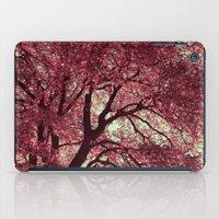 Autumn Blood iPad Case