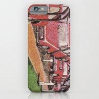 Conveying Cars iPhone 6 Slim Case