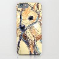 Wobbly Deer iPhone 6 Slim Case