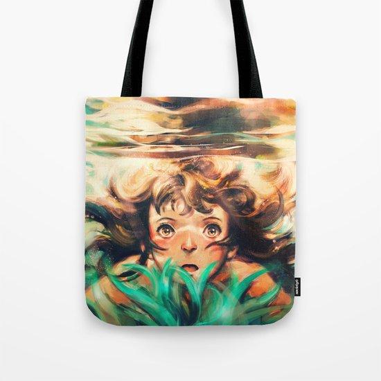 The River Tote Bag