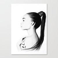 Ashley Moore  Canvas Print