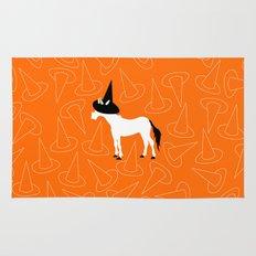 Witch Hat Unicorn Rug