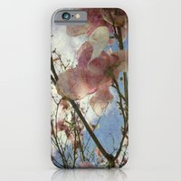iPhone & iPod Case featuring Hanging By A Moment Textured by Jillian Michele