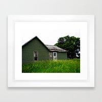 Days Gone By 2 Framed Art Print