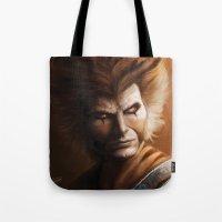 ThunderCats Collection - Tygra Tote Bag