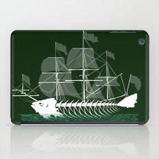 Cutter Fish iPad Case