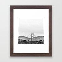 Célèbre Ponton Framed Art Print