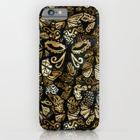 iPhone & iPod Case featuring Swarm of the Butterflies by Sean Martorana