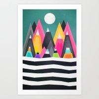 A Fun Place Art Print