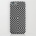Chevron Diamond ///www.pencilmeinstationery.com iPhone & iPod Case