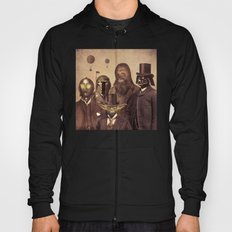 Victorian Wars  - square format Hoody