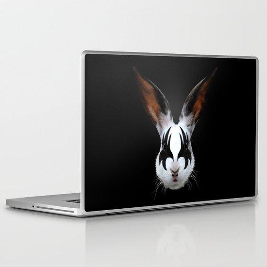 Kiss of a Rabbit Laptop & iPad Skin