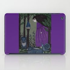 There is a Place in the Woods... iPad Case