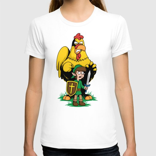 The Legend of Ernie (light background) T-shirt