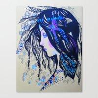 Ruben Canvas Print