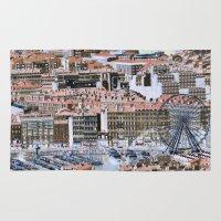 Le Vieux-Port (Marseille… Rug