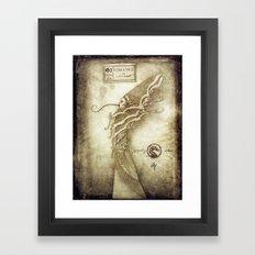 Bestiary 01 Framed Art Print