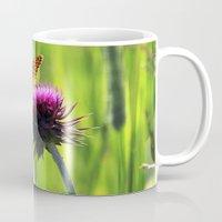 Great Spangled Fritillary Mug
