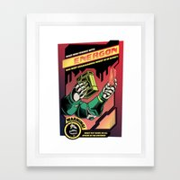 Oh Goodie! Framed Art Print