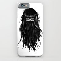iPhone Cases featuring It Girl by Ruben Ireland